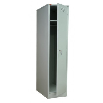 Металлический шкаф для одежды ШРМ - 11/400