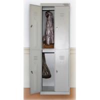 Шкаф для сменной одежды ШРК (1850) 24-600-1.1 ( 2.1.)