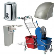 Сантехническое и гигиеническое оборудование