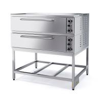 Шкаф пекарный электрический двухсекционный ШПЭ102