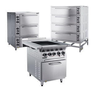Плиты и шкафы электрические МариХолодМаш