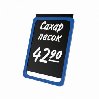 Черная табличка для нанесения надписей А3