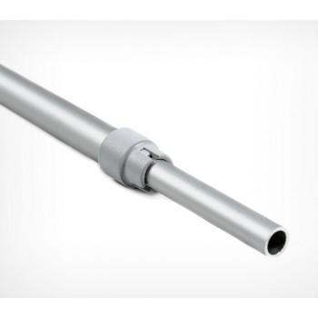 Трубка алюминиевая телескопическая 600-900 мм