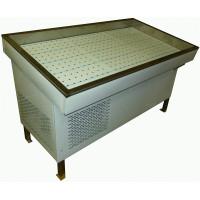 Прилавок холодильный «Рыба на льду» ПХС-1,55/0,85(встроенный холод)