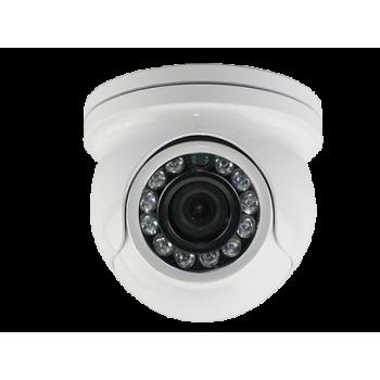 Видеокамера цветная купольная TL-VPM65SN с ИК-подсветкой