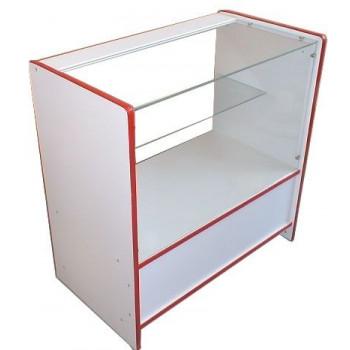Прилавок - витрина из ЛДСП