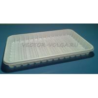 Лоток пластиковый пищевой