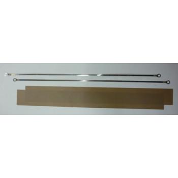 Струны и ленты 1000 см для аппарата запайщика