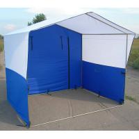 Палатка торговая разборная 1,5*1,5 м