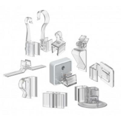 Крепежные аксессуары для пластиковых рамок
