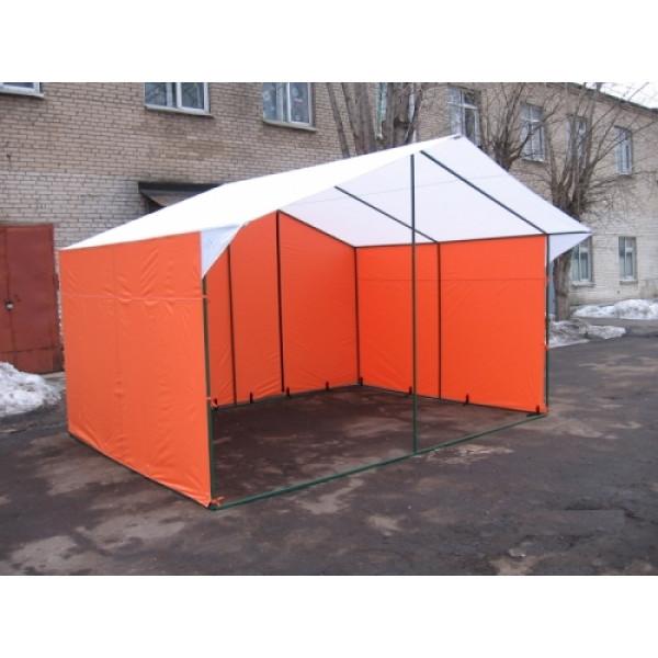 Палатка торговая разборная 4,0*3,0 м К 20*20 мм