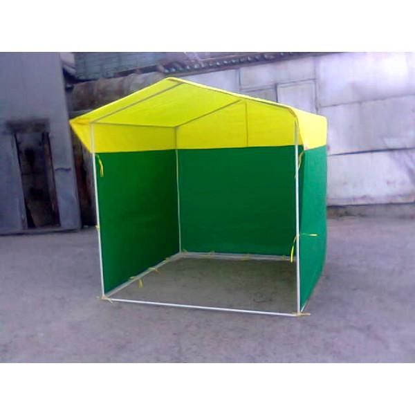 Палатка торговая разборная 2,5*2,0 м, труба Ø 25 мм