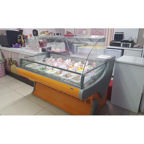 Витрина для мороженного Lida Lotus M-1.3