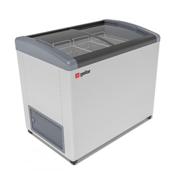 Gellar FG 350E (310 л.) ларь морозильный