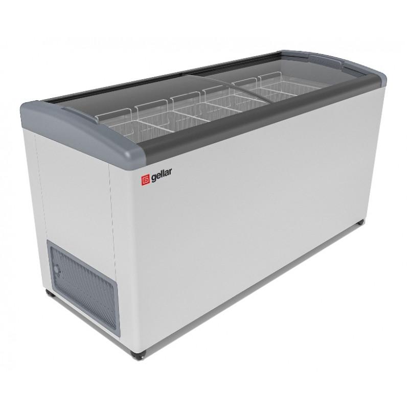 Gellar FG 600E (520 л.) ларь морозильный
