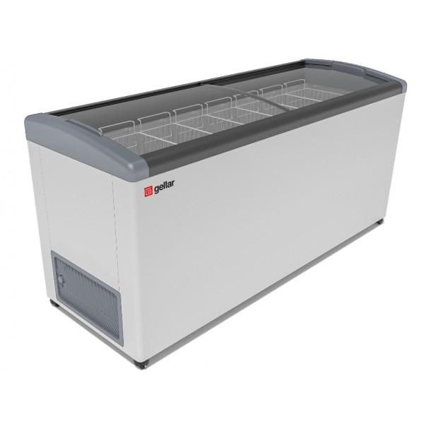 Gellar FG 700E (590 л.) ларь морозильный