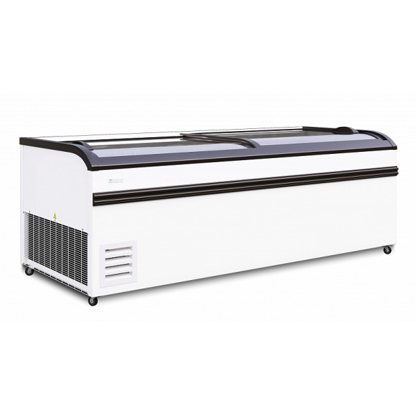 F 2100 BE (960 л.) бонета морозильная