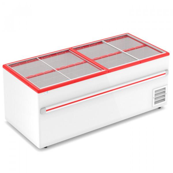 F 2000 B (960 л.) бонета морозильная