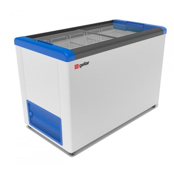 Gellar FG 400C (380 л.) ларь морозильный