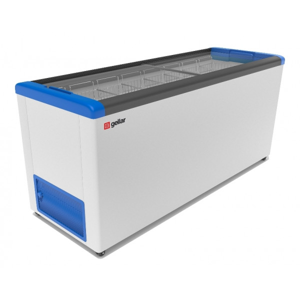 Gellar FG 700C (590 л.) ларь морозильный