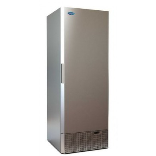 Холодильный шкаф Капри 0, 7УМ (нержавейка)