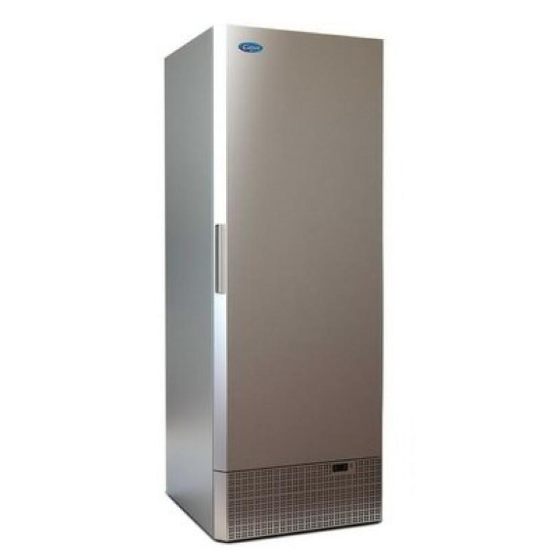Капри 0.7М (нержавейка) шкаф холодильный