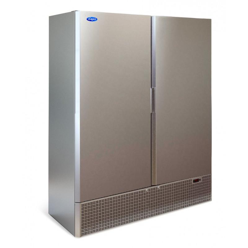 Капри 1.5М (нержавейка) шкаф холодильный