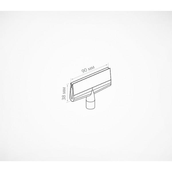 Держатель для плакатов из картона и пластика