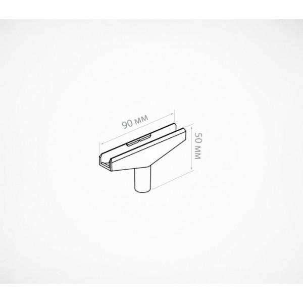 Универсальный Т-держатель пластиковых рамок