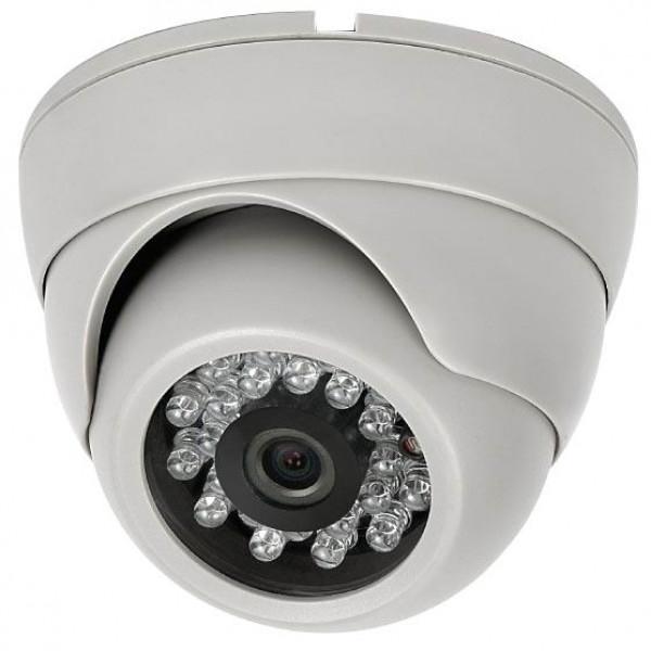 Видеокамера купольная TL-D80H с ИК-подсветкой