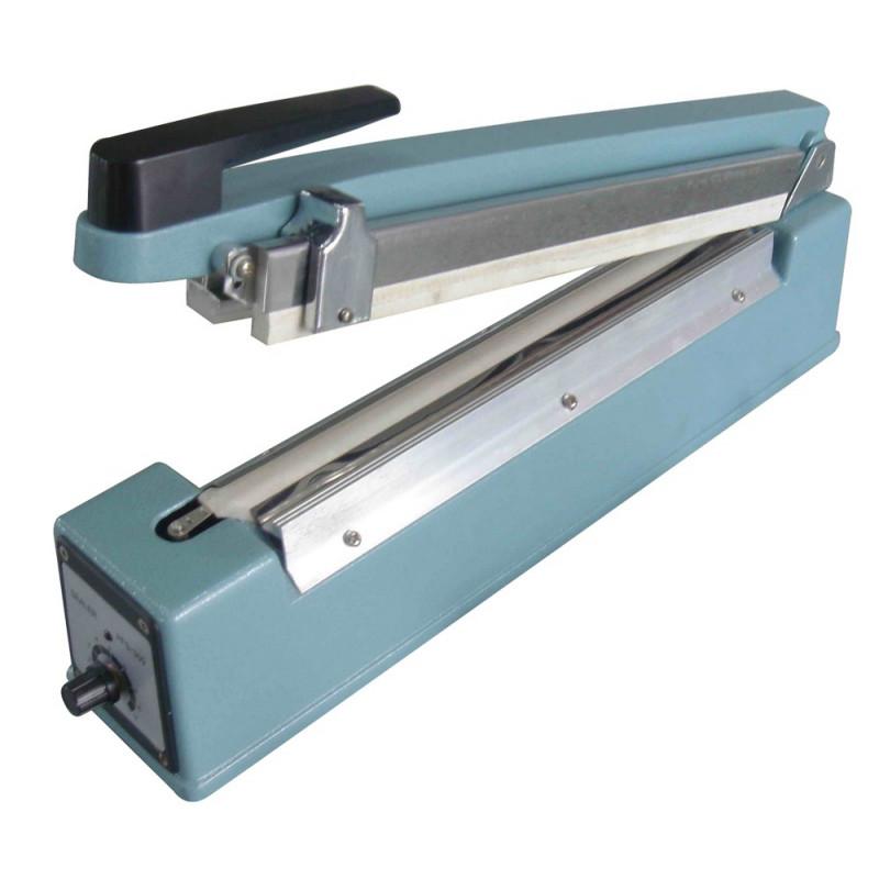 Импульсный запайщик  FS - 200С (нож с боку)