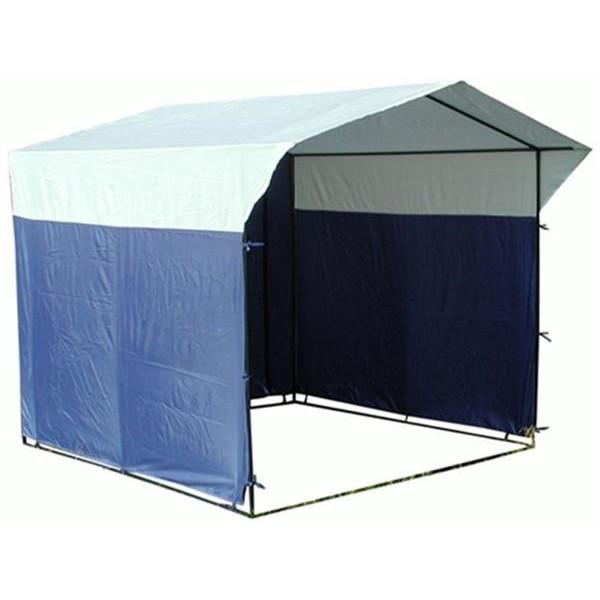 Палатка торговая разборная 2,0*2,0 м тент ПВХ