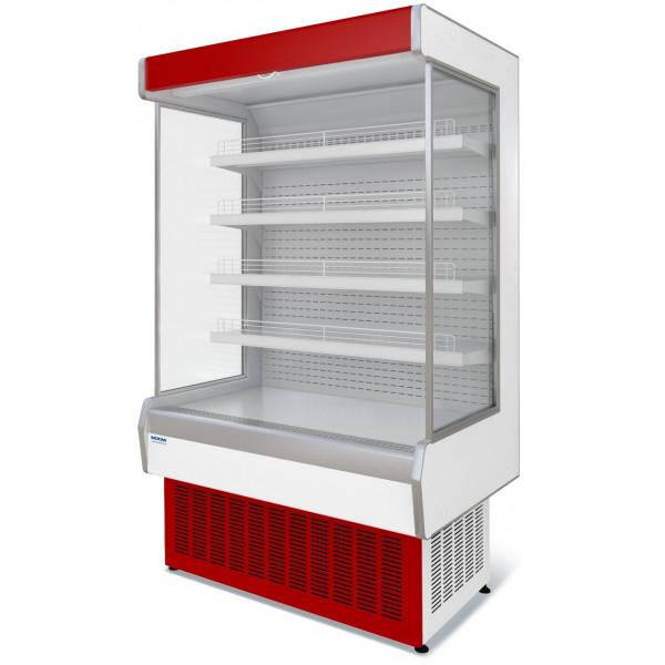 Витрина пристенная холодильная Купец 1.875п