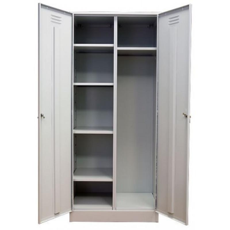 Металлический шкаф для одежды ШРМ - 22/800 У