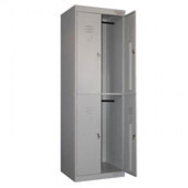 Шкаф для сменной одежды ШРК (1850) 24-800-1.1 ( 2.1.)