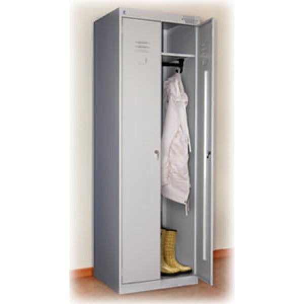 Шкаф для сменной одежды  ШРК (1850) 22-800-1.1 (2.1.)