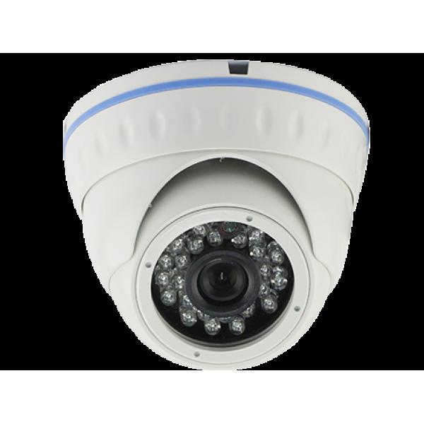 Видеокамера антивандальная IP TI-VP13M с ИК-подсветкой