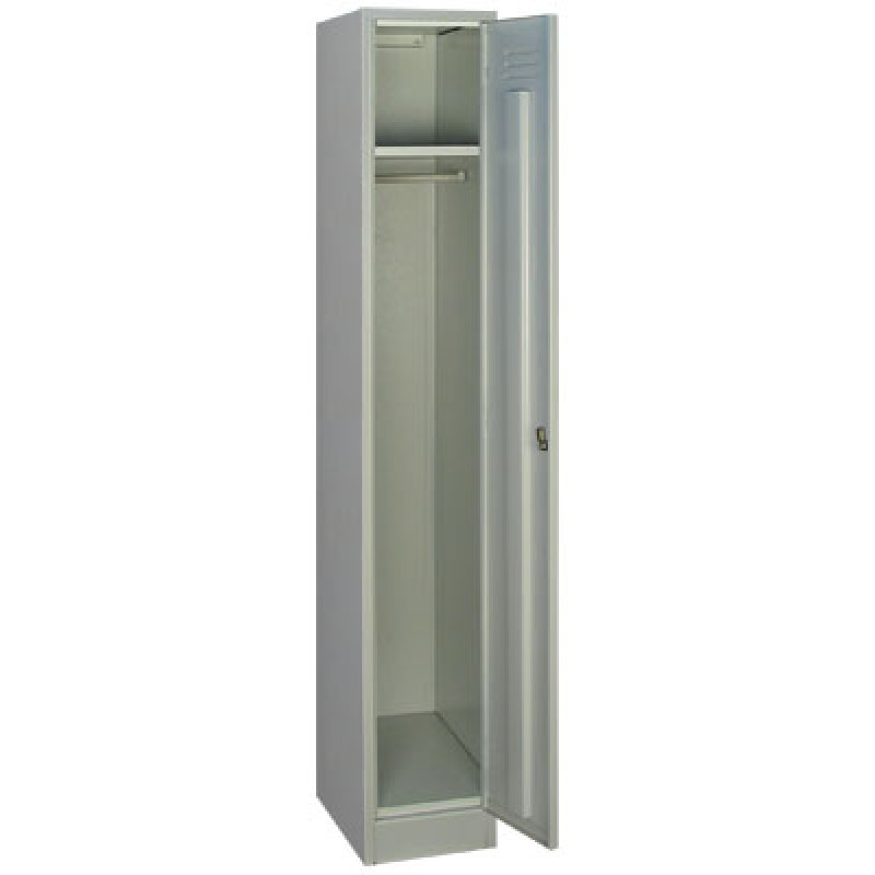 Металлический шкаф для одежды ШРМ - 11